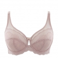 Panache Arla High Apex Balconnet 9771 Pearl/Blush